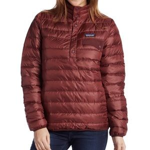 Patagonia Down Snap-T Pullover Jacket
